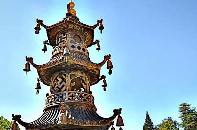Buddhist Bells Poster
