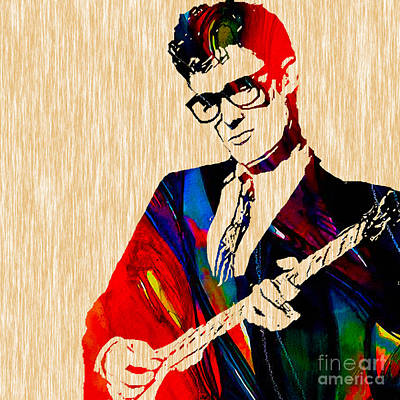 Buddy Holly Collection Poster
