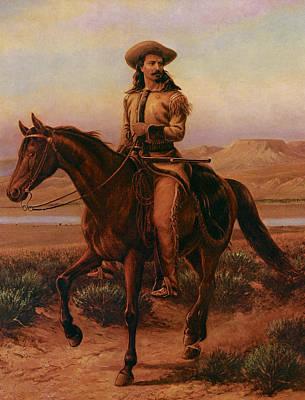Buffalo Bill On Charlie Poster