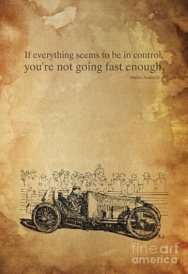 Bugatti 1936 Poster by Pablo Franchi