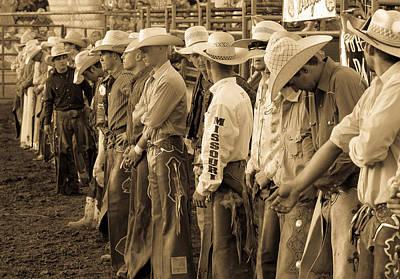 Bull Riders Poster