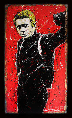 Bullitt IIi Poster by Chris Mackie