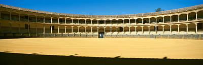 Bullring, Plaza De Toros, Ronda Poster by Panoramic Images