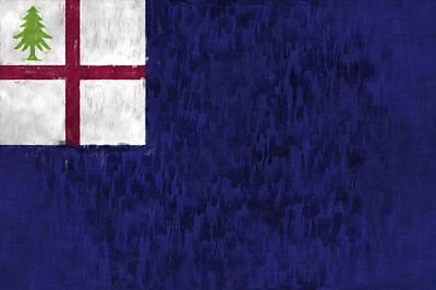 Bunker Hill Flag Poster