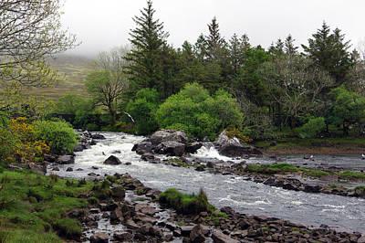 Bundorragha River Ireland Poster