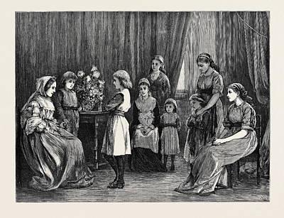 Bunyans Pilgrims Progress At Grosvenor House Poster by English School