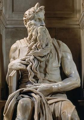 Buonarroti Michelangelo, Tomb Of Giulio Poster by Everett