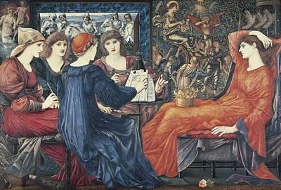 Burne-jones, Edward Coley 1833-1898 Poster