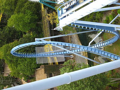 Poster featuring the photograph Busch Gardens - 121217 by DC Photographer