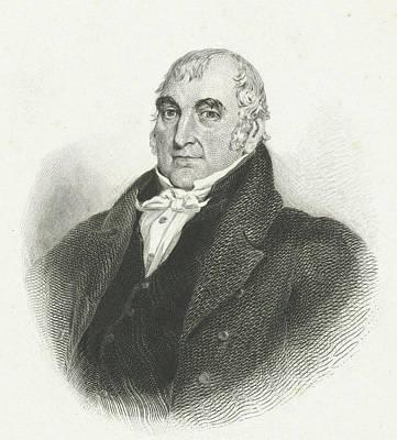 Buste Van M. Reynolds Poster
