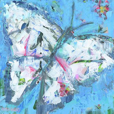 Butterfly Freedom II Poster by Pamela J. Wingard