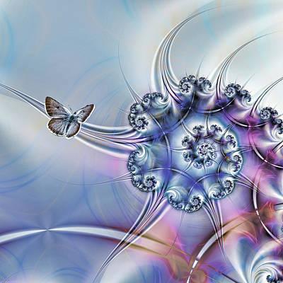 Butterfly Heaven Poster by Sharon Lisa Clarke