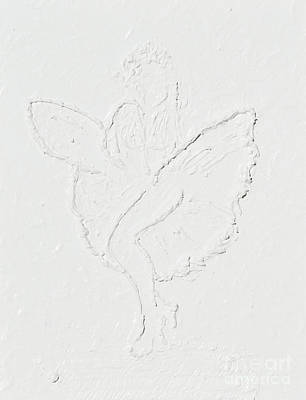 Butterfly Marilyn Monroe Poster by Alys Caviness-Gober