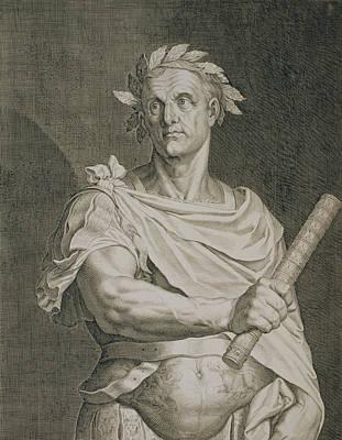 C. Julius Caesar Emperor Of Rome Poster