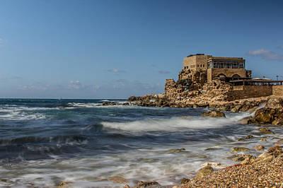 Caesarea Maritima Poster