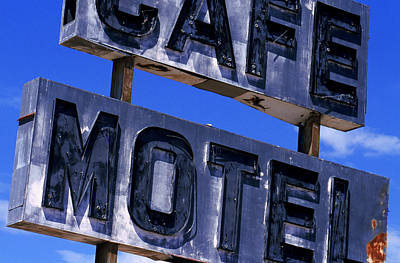 Cafe Motel Poster
