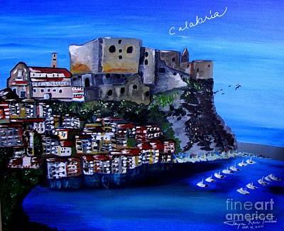 Calabria Italy Poster