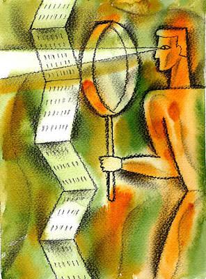 Calculation Poster by Leon Zernitsky