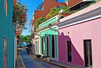 Caleta De San Juan Poster by Ricardo J Ruiz de Porras