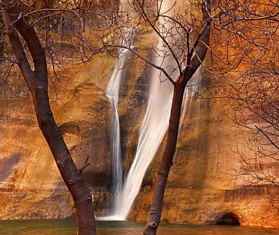 Calf Creek Falls Poster