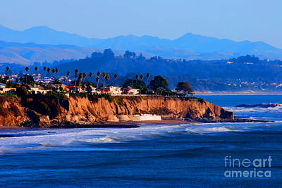 California Sunset - Pismo Beach Poster by Tap On Photo
