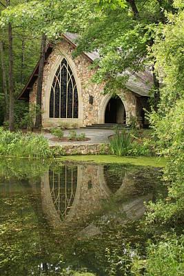 Callaway Gardens Chapel - Pine Mountain Georgia Poster