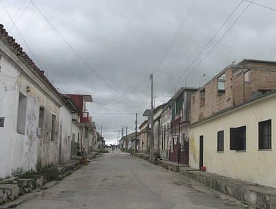 Calle Cubana Poster