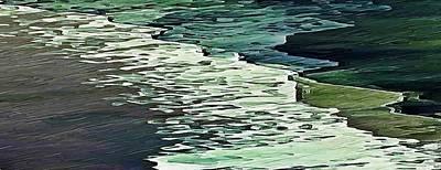 Calm Shores Poster