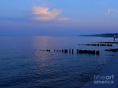 Calming Seas Poster