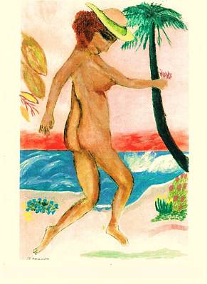 Calypso Holiday Poster by John Deeter