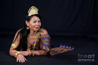 Cambodian Bride Poster