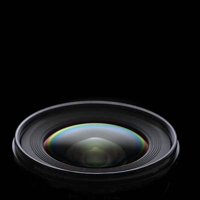 Camera Lens Poster by Science Photo Library