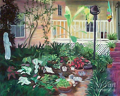 Cameron's Paradise Lost Poster by Nancy Czejkowski