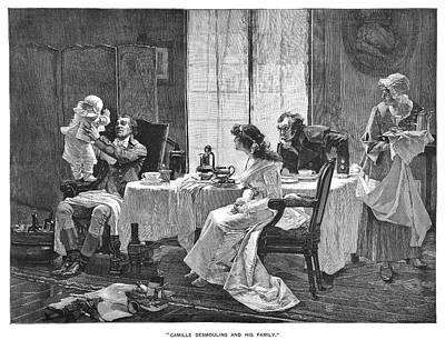 Camille Desmoulins (1760-94) Poster