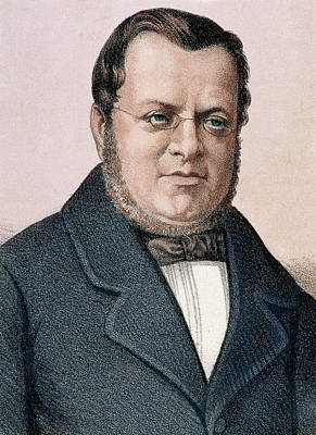 Camillo Benso, Count Of Cavour (turin Poster by Prisma Archivo