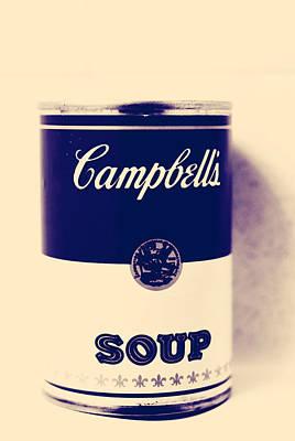 Campbells Soup Poster