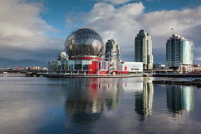 Canada, British Columbia, Vancouver Poster