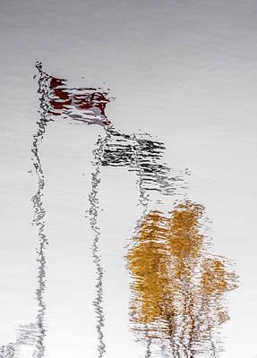 Canada - Quebec - Autumn Poster by Arkady Kunysz