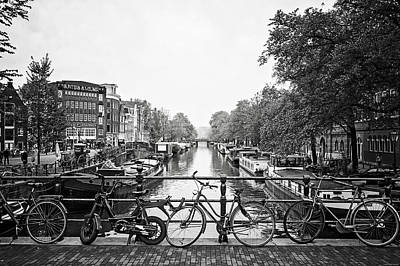 Canals Poster