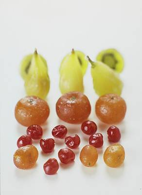 Candied Fruit Poster