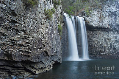 Cane Creek Falls  Poster by Ricky Smith