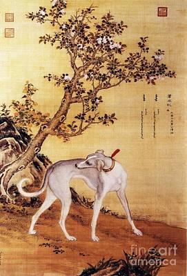 Cangshuiqiu - Royal Dog Poster