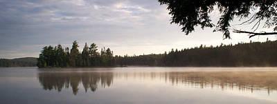Canisbay Lake - Panorama Poster