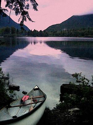 Canoe Day Poster