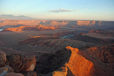 Poster featuring the photograph Canyonlands Np Dead Horse Point 21 by Jeff Brunton