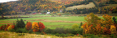 Cape Breton Highlands Near North East Poster by Panoramic Images