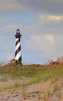 Cape Hatteras Poster