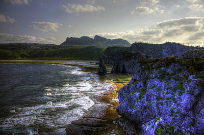 Cape Hedo Hdr Poster