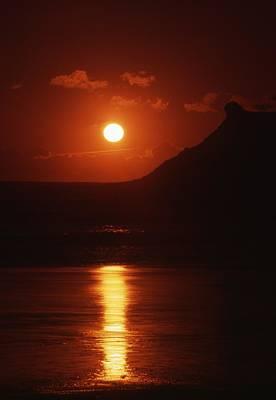 Cape Kiwanda Sunset Poster
