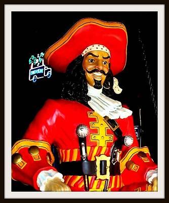 Captain Poster by Bruce Kessler